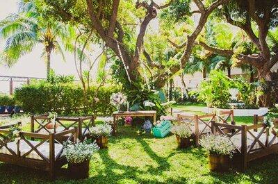 Os 9 melhores lugares para mini wedding no Rio de Janeiro