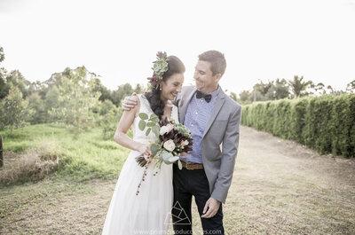 Lica Creativa: Más que wedding planners, cómplices de historias de amor