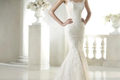 10 tipos de decotes para seu vestido de noiva: descubra qual favorece seu corpo!