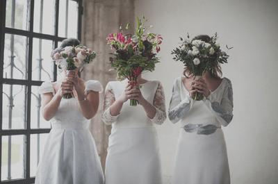 Para quem você daria o seu buquê de noiva? Nossas leitoras respondem!