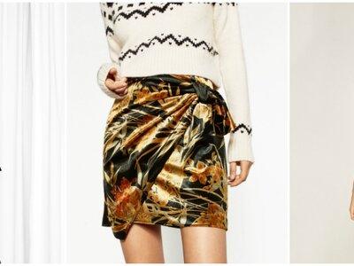 Nueva tendencia en looks de fiesta para invitadas: ¡La moda de la falda y el vestido pareo vuelve para quedarse!