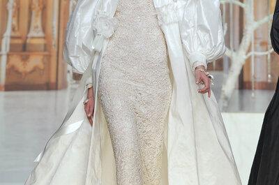 Coleção de vestidos de noiva e de festa YolanCris 2014
