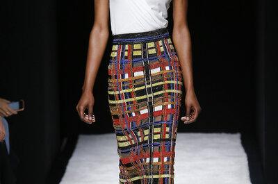 Balmain 2015: Kleurrijke kleding voor bruiloft gasten