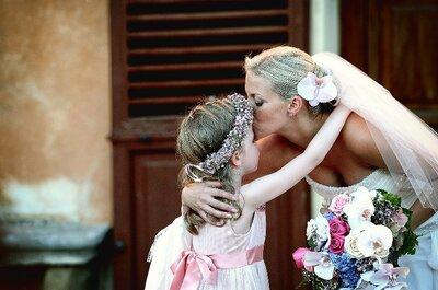 10 consigli per intrattenere i bambini durante un matrimonio secondo le mamme più influenti della blogosfera