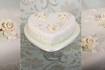5 torte nuziali da favola per un banchetto con i fiocchi