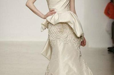 Mehrlagige Brautkleider -Eine Auswahl von Zankyou