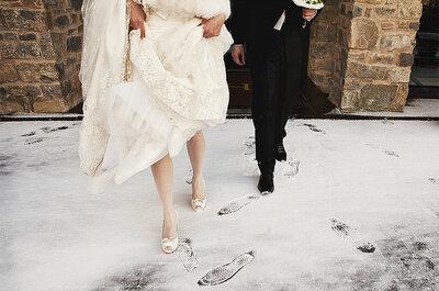 Mariage d'hiver: 3 idées pour décorer votre lieu de réception