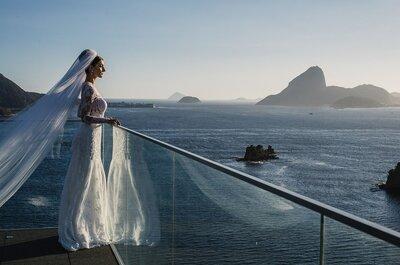 9 hotéis incríveis para casar no Rio de Janeiro: praticidade e conforto no seu casamento