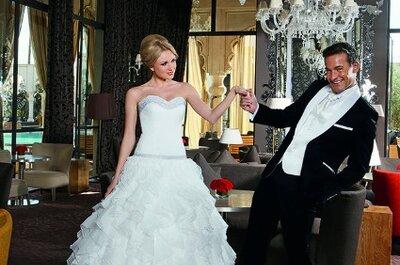 Hervé Mariage : costumes pour mariés top élégants