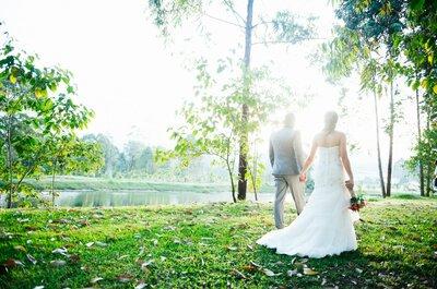 Cómo decorar tu boda estilo rústico: ¡Sigue estos consejos!