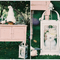 Decoración de boda inspirada en la magia del color blanco - Foto Esmeralda Franco Photography