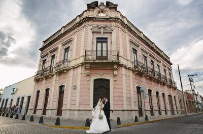 Victoria + Darin: Una boda hermosa en Aguascalientes