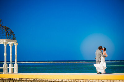 Close to Paradise: Leah + Braxton's Destination Wedding in the Caribbean
