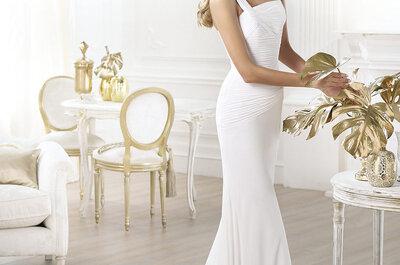 Pronovias: Vestidos de novia 2014 colección Fashion