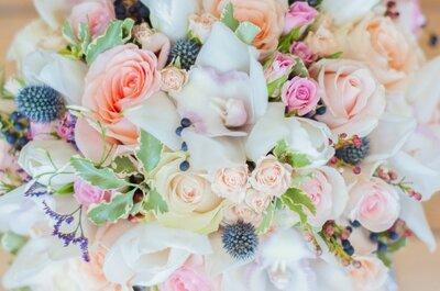 Lo nuevo para ramos de novias 2015