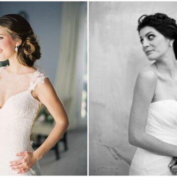 El paso a paso para conocer todos los escotes en vestidos de novia