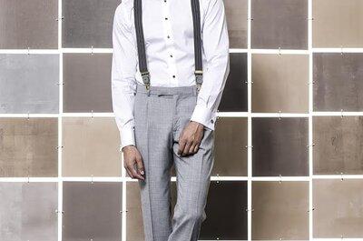 Os 7 looks de noivo mais arriscados e que sempre arrasam segundo o estilista Gio Rodrigues