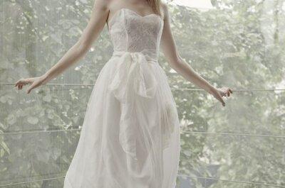 Robes de mariée Gwanni 2014 : 3 styles et 3 tendances