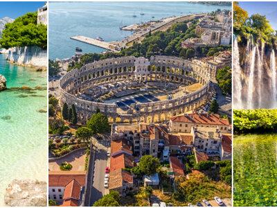 Croácia: lua de mel com toques medievais e mediterrâneos!