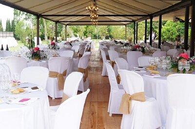 Los 9 mejores catering para bodas de Girona