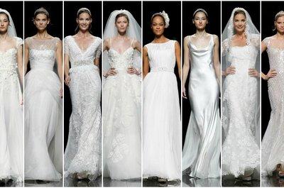 Pronovias 2013, vestidos de novia para soñar