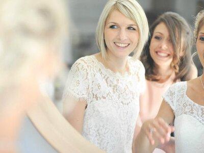 5 essentielle Dinge, an die Sie denken müssen, bevor Sie Ihr Brautkleid anziehen!