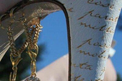 Sapatos de noiva: as tendências para 2015
