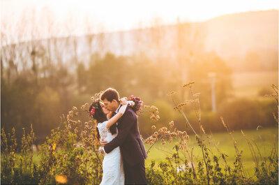 Mathieu et Truong : un mariage idyllique rempli de fleurs et d'amour dans un château de conte de fées
