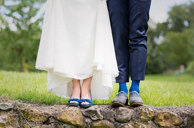 Cómo elegir los zapatos de novia más adecuados para el día de tu matrimonio