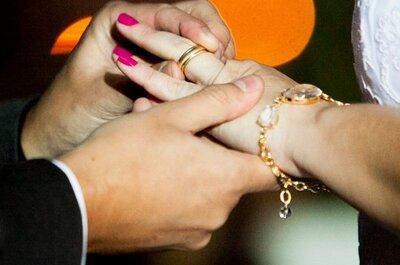Alianças de casamento: para todos os gostos e estilos