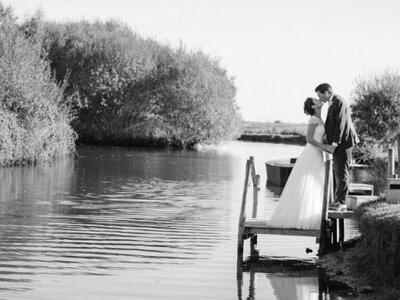 Caroline + Mathieu :  un beau mariage les pieds dans le sable à Guérande