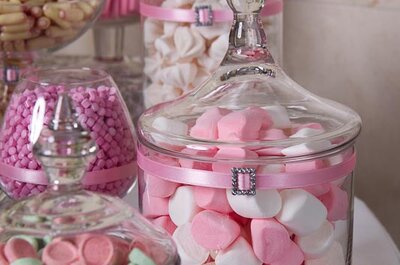 Un nuovo trend: il Wedding candy buffet