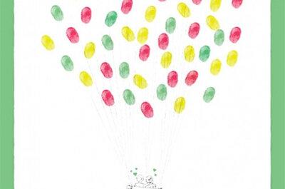 Editor's Friday Favourite : une affiche à empreintes pour un PACS ou mariage gay