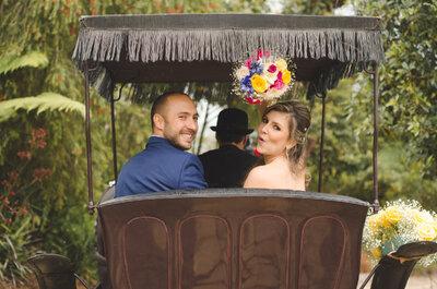 8 tips para el primer día de casados, atención al 6, ¡te sorprenderás!