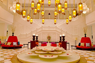 Top 10 best hotels in Jaipur