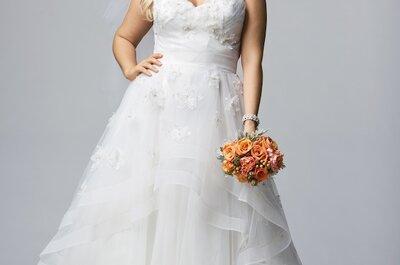 Suknie ślubne dla kobiet w rozmiarze XL