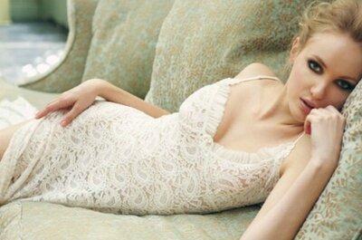 La lencería de novia más sexy para 2014
