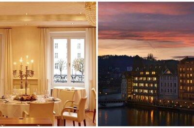 Die besten Hochzeitslocations in Luzern: Traumhaft schön!