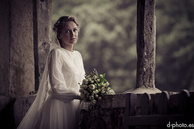 Der Prinzessinnen-Look zur Hochzeit