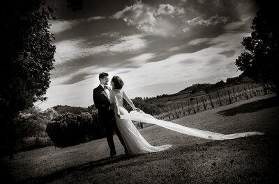 Il Real Wedding di Alexandra e Nikolaj: un sogno avveratosi in Italia