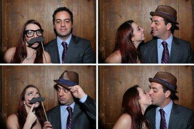 Instaphoto: inove no seu casamento com cabines de fotos exclusivas