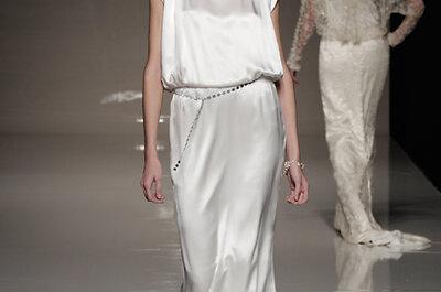 Colección de vestidos de novia Alan Hannah 2013