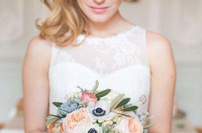 Beauty- und Styling-Trends 2016 für Bräute - Strahlender Look für den wichtigsten Tag in Ihrem Leben!