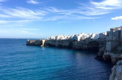 Quattro ottime ragioni per sposarsi in Puglia