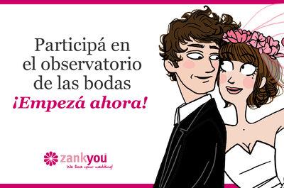 ZIWO 2012: ¡Participá de la encuesta internacional sobre bodas y ganate un iPad!