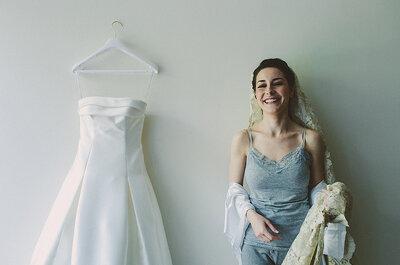 Las 7 cosas que toda novia debe tomar en cuenta antes de elegir su vestido