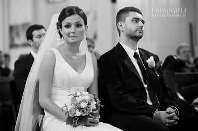 Sielska elegancja na ślubie Ewy i Rafała
