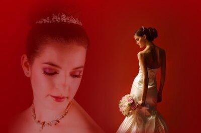 Hochsteckfrisuren für die Braut - Trends 2011