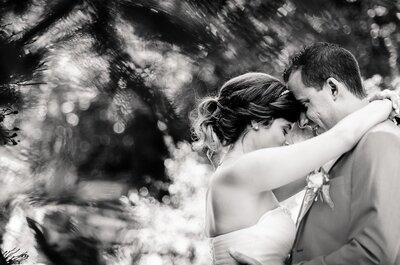 Du bonheur à l'état pur : le mariage en Provence de Naomi et Steve