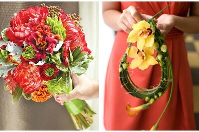 Our Favorite Modern 2013 Wedding Bouquets